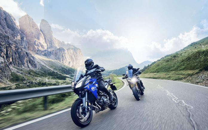 Yamaha Test Ride 2017