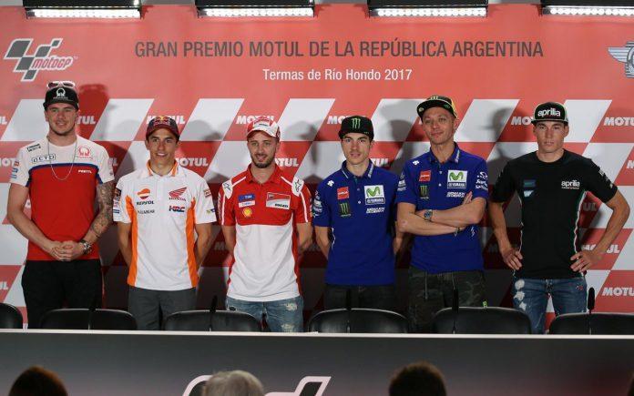 Orari TV MotoGP Argentina 2017