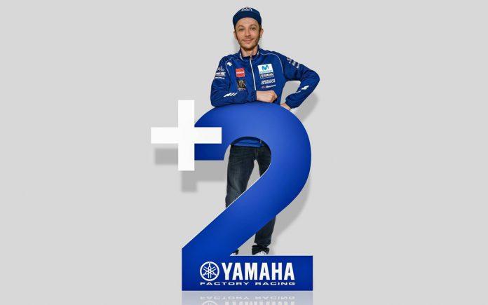 Valentino Rossi resta in MotoGP con Yamaha