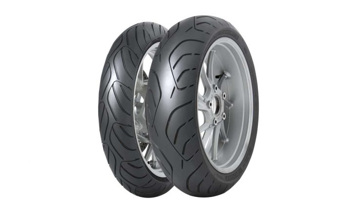 Dunlop RoadSmart III SP
