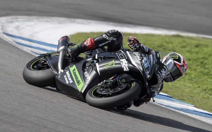 Test SBK Jerez