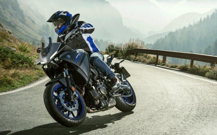 Yamaha Tracer 700 2020