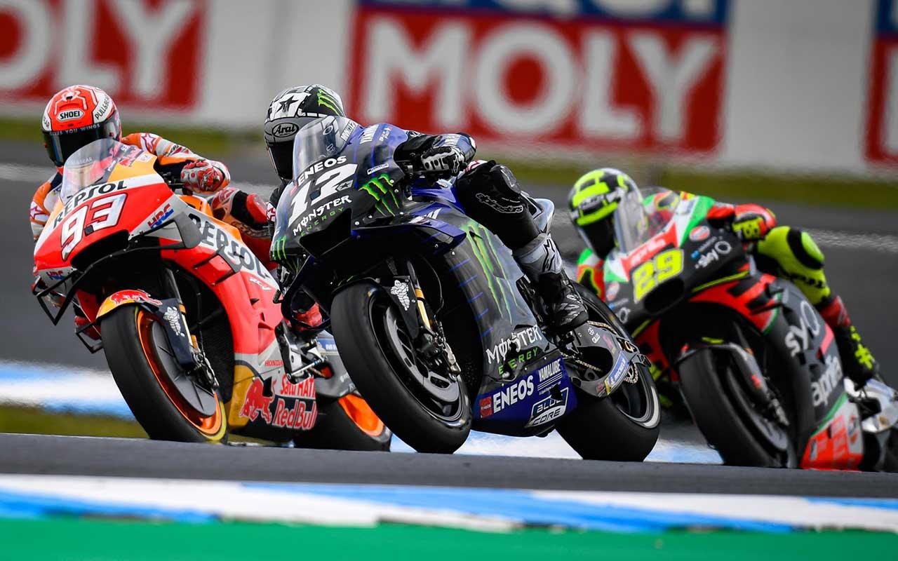 Orari MotoGP Valencia