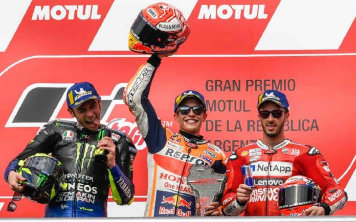 Classifica stipendi MotoGP