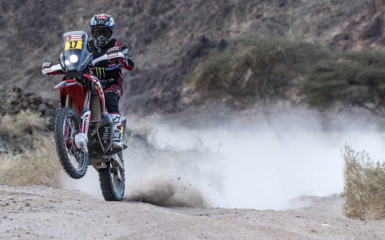 Dakar 2020 tappa 4