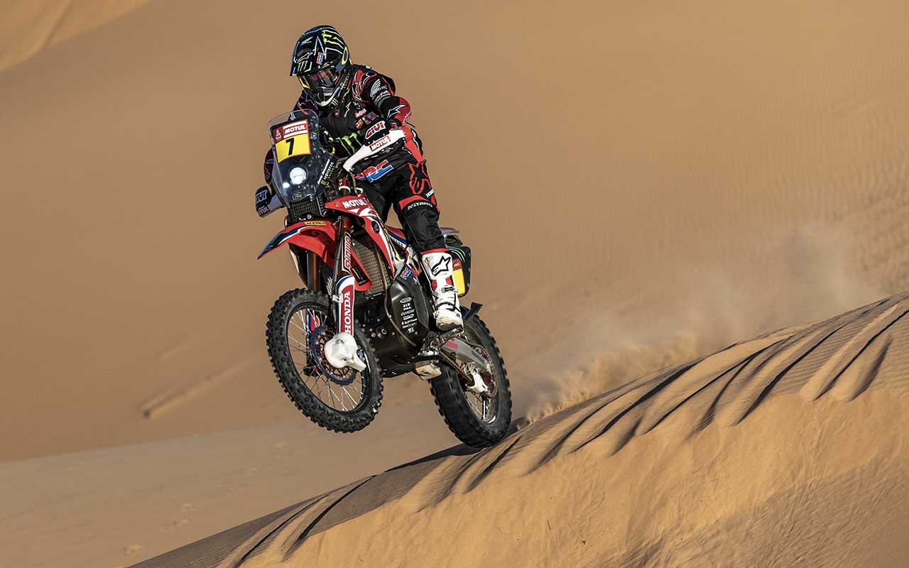 Dakar 2020 tappa 7