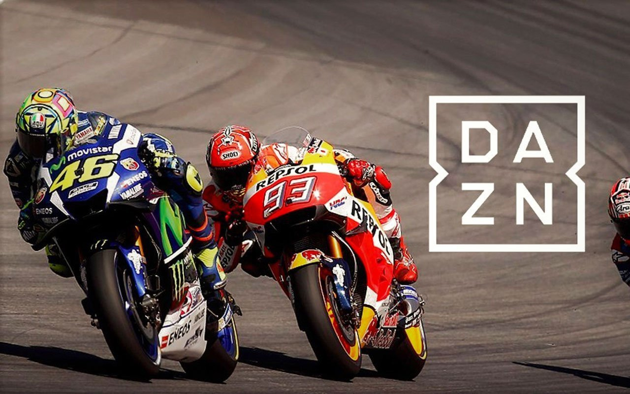MotoGP su DAZN