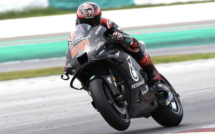 Test MotoGP Sepang