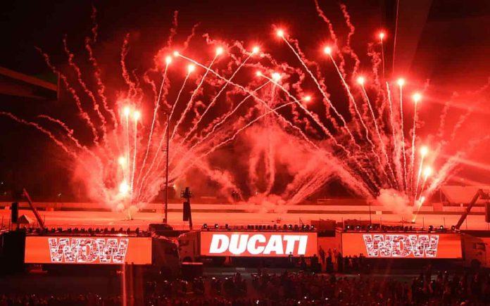 Ducati WDW 2020 cancellato