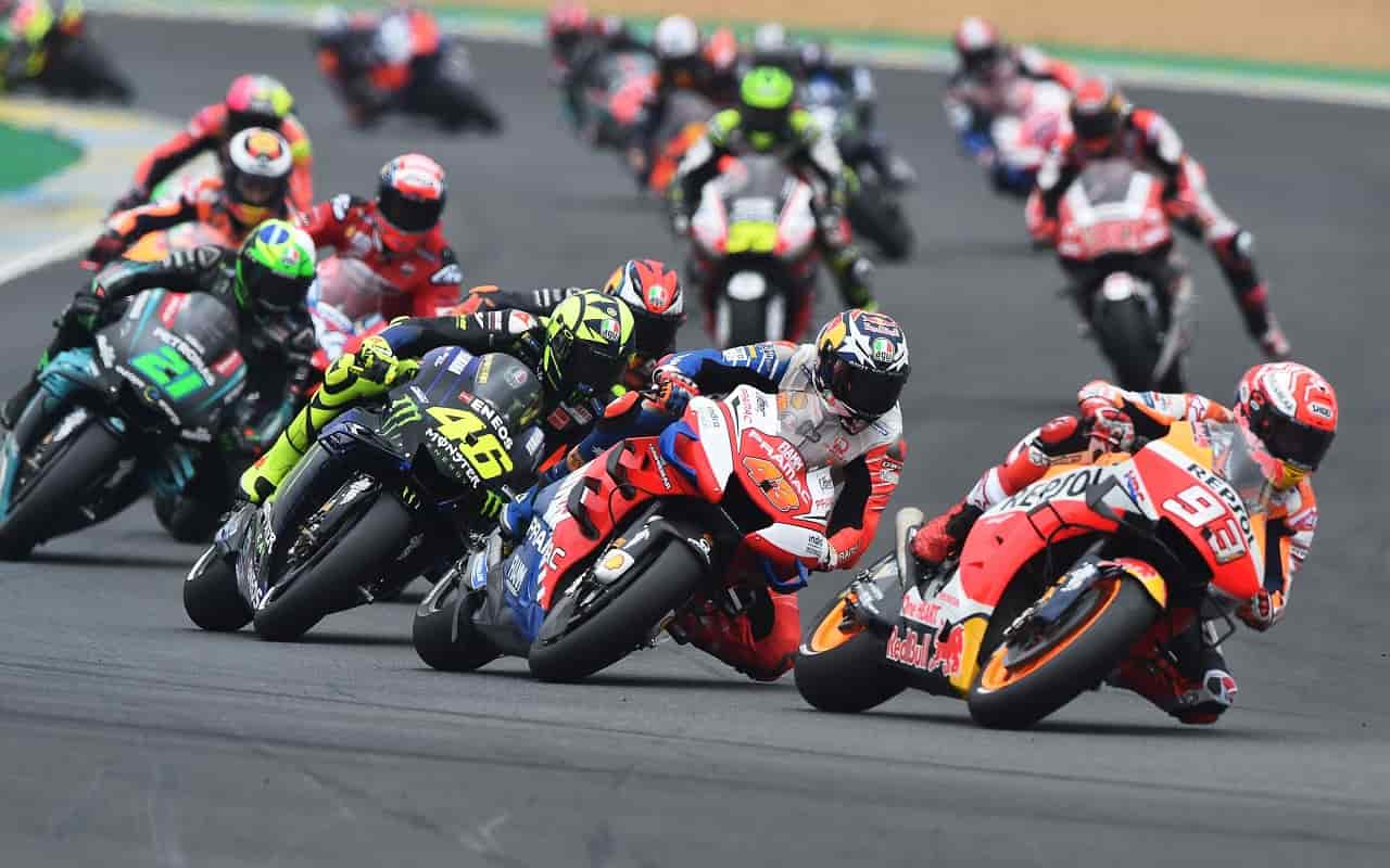 Sfida virtuale MotoGP 2020