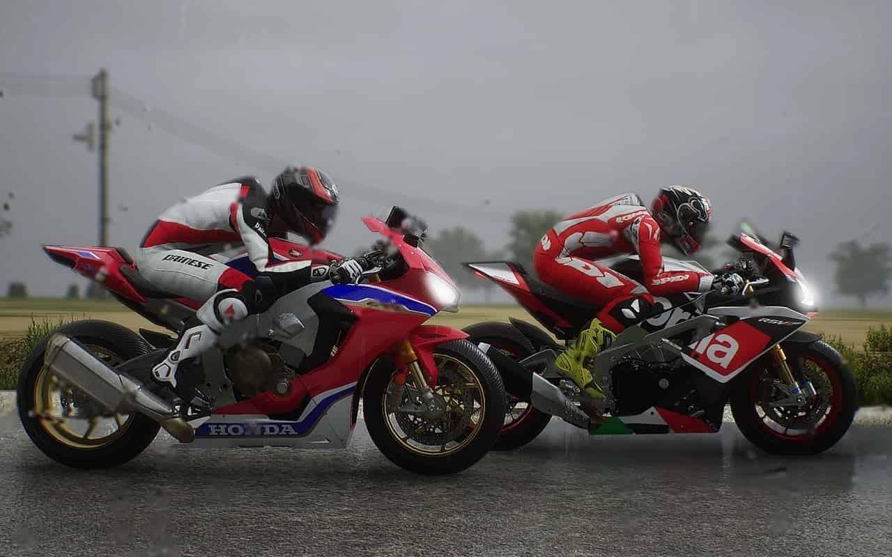 Top videogames di moto