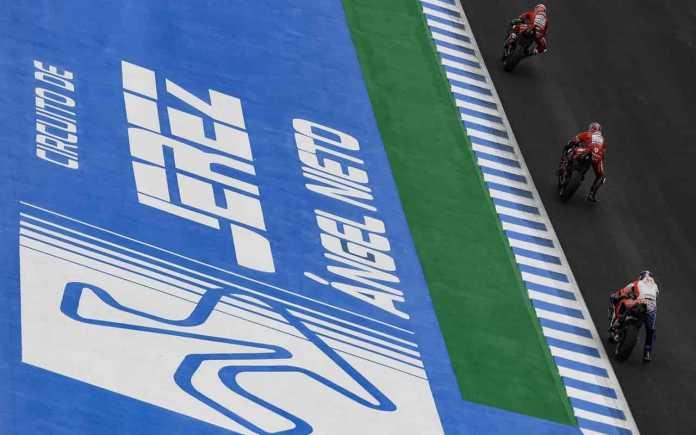 MotoGP 2020 inizierà a Jerez