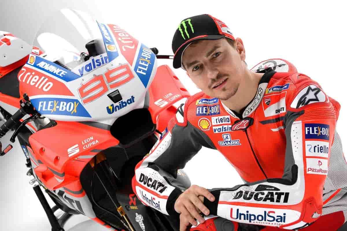Lorenzo alla Ducati