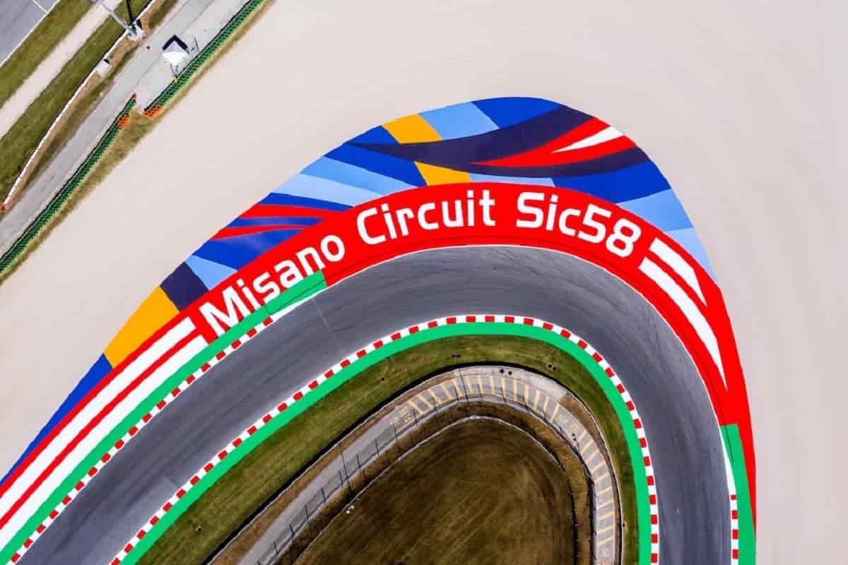 Test SBK e MotoGP a Misano