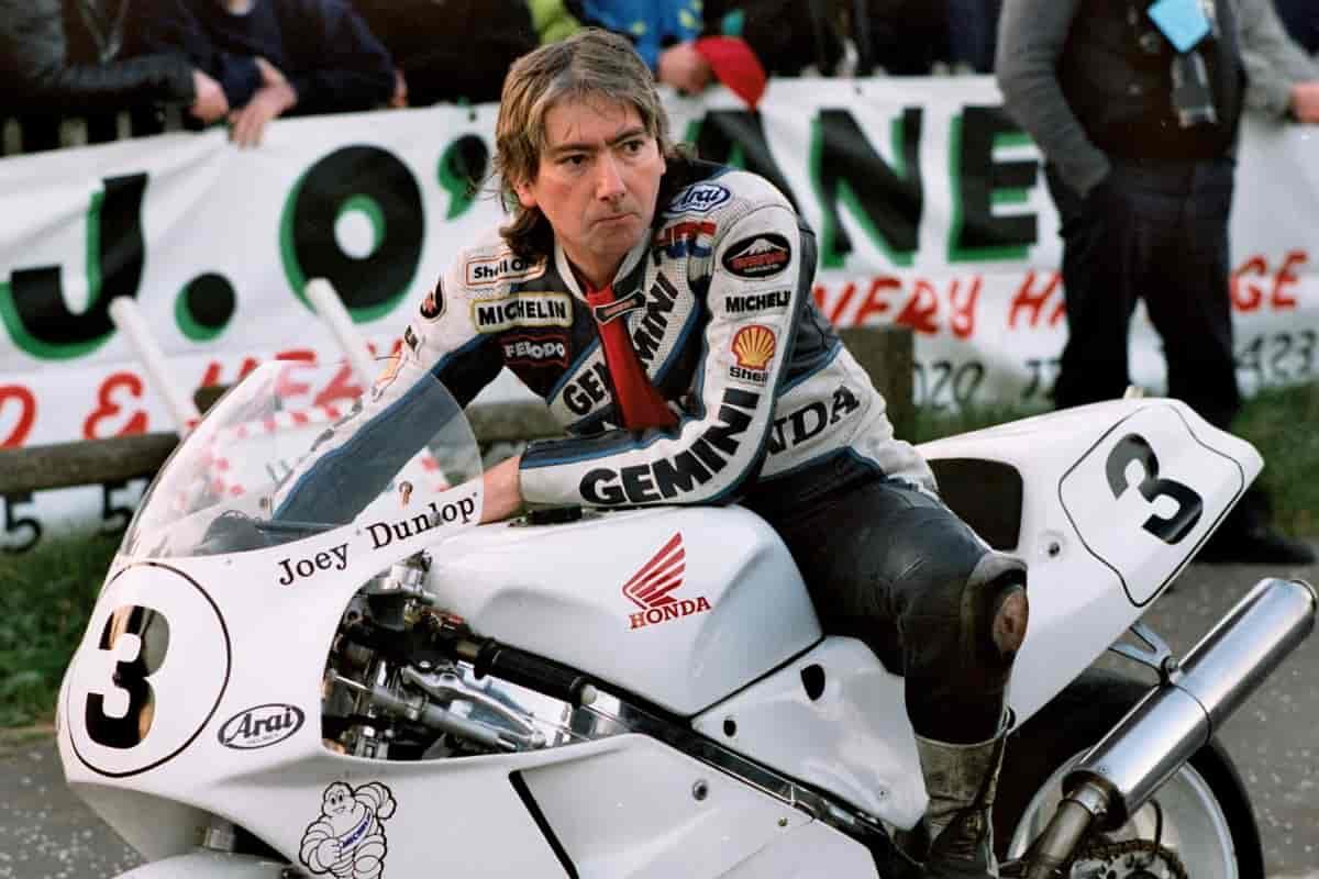 20 anni senza Joey Dunlop