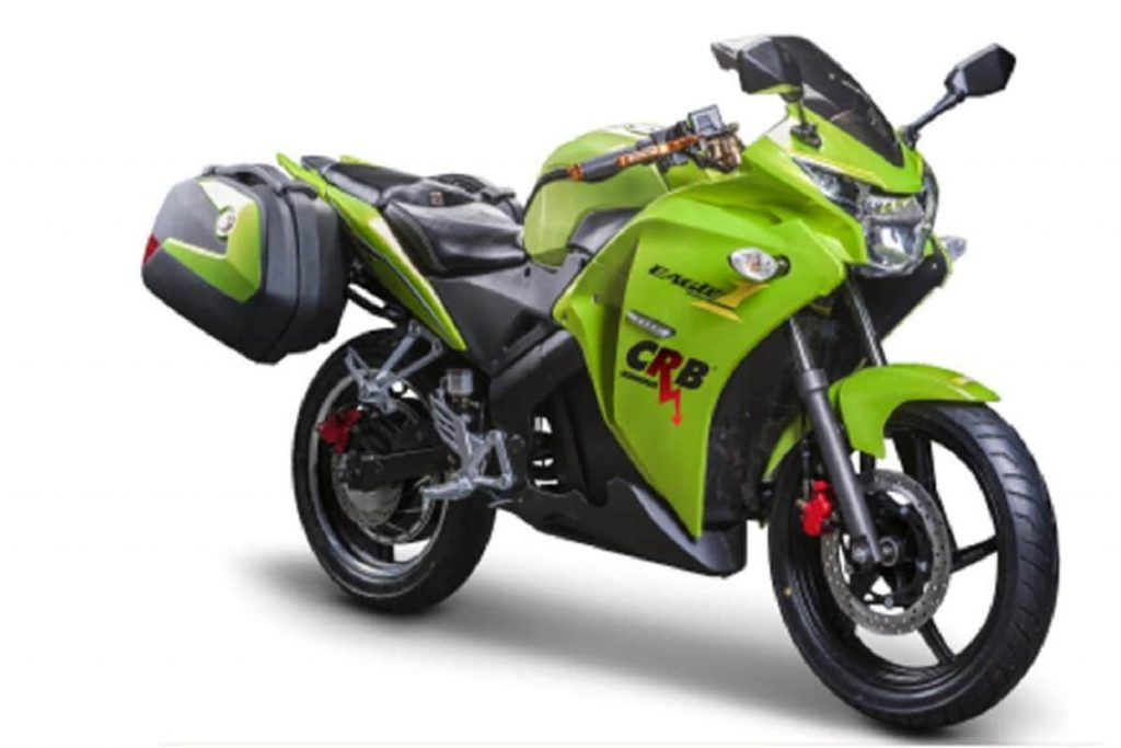 5 moto elettriche da 3.000 euro - CRB Eagle 1