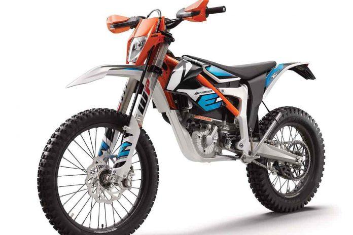 5 moto elettriche da 3.000 euro - KTM Freeride e-XC