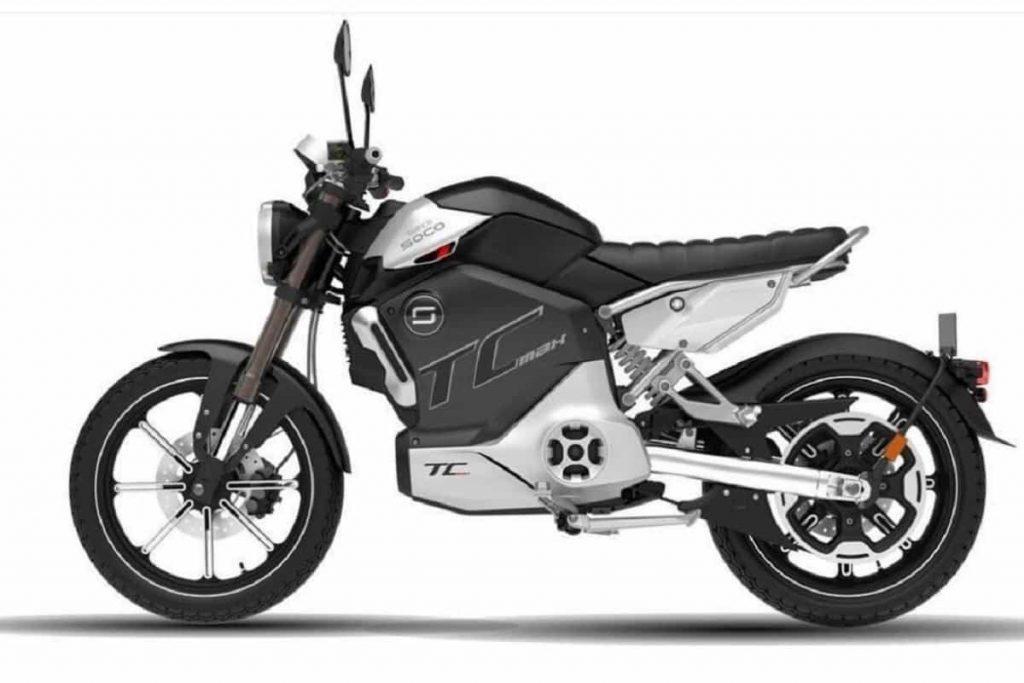 5 moto elettriche da 3.000 euro - Super soco TC Ma