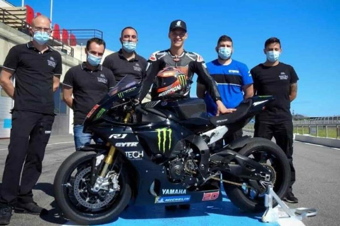 Allenamenti irregolari in MotoGP