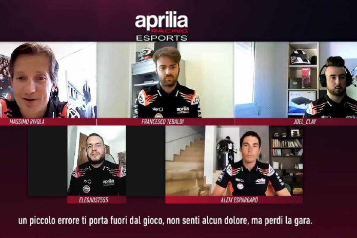 Aprilia Racing eSports
