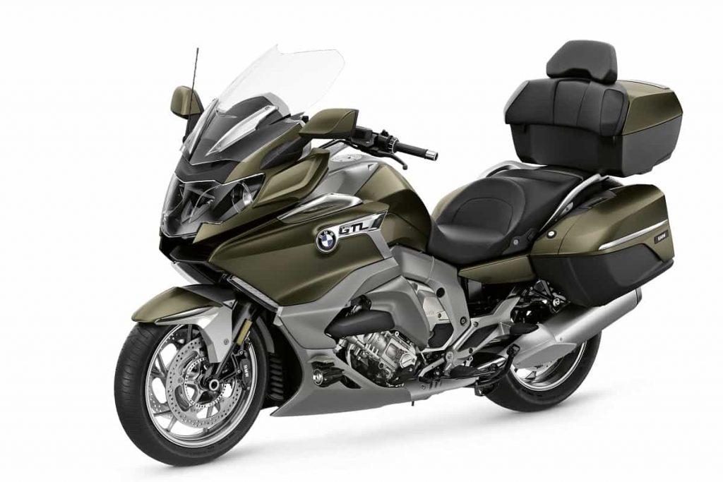 Novità BMW Motorrad 2021 - K1600 GT (2)