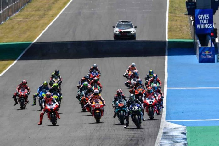 Orari MotoGP Andalusia 2020