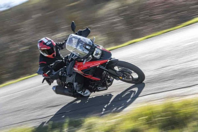Suzuki V-Strom Tour 2020 continua