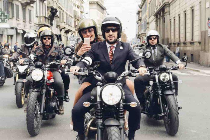 Distingueshed Gentleman's Ride 2020