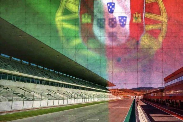 Gara di MotoGP a Portimao