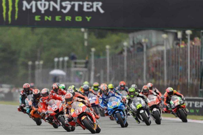 MotoGP Brno 2020 Orari