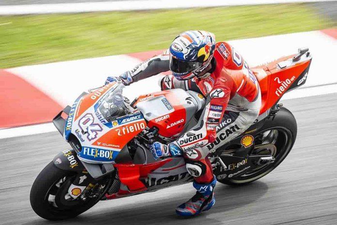 MotoGP Brno 2020 con Brembo