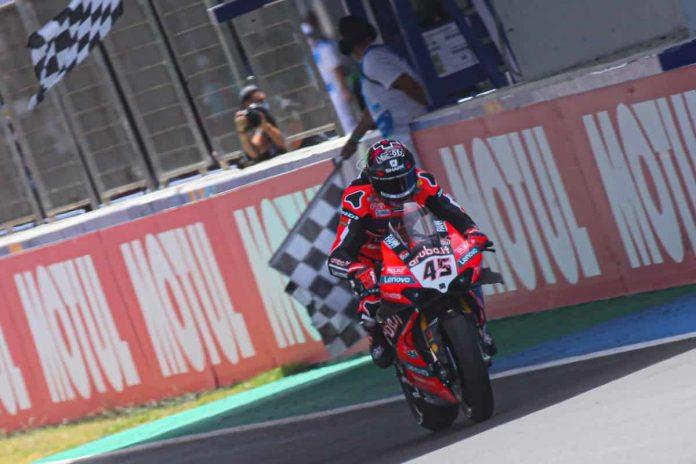 WorldSBK Jerez 2020 Gara 1