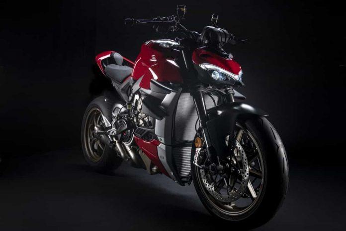 Accessori Ducati Streetfighter V4