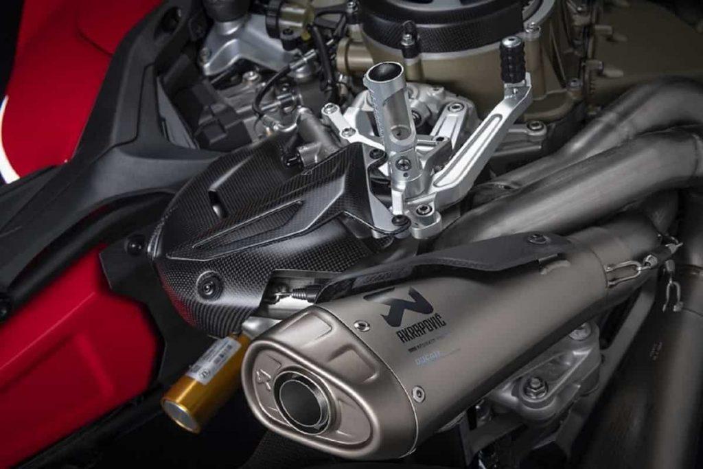 Accessori Ducati Streetfighter V4 - Scarico