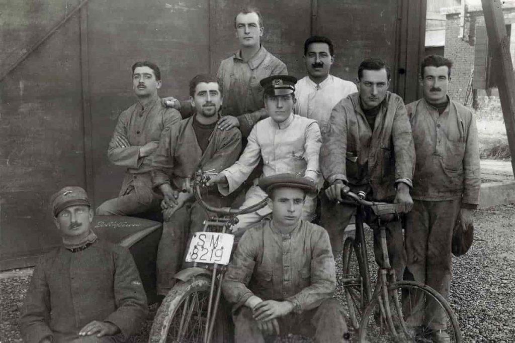 Genova celebra Moto Guzzi - Giorgio Parodi