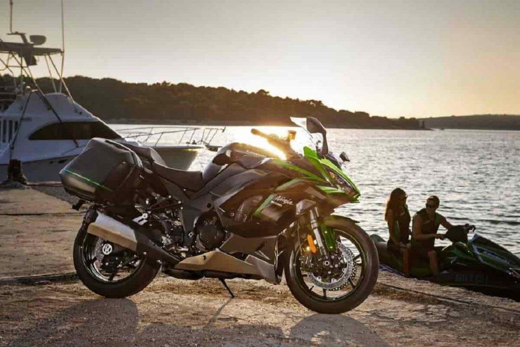 Nuovi colori Kawasaki 2021 - Ninja 1000 SX