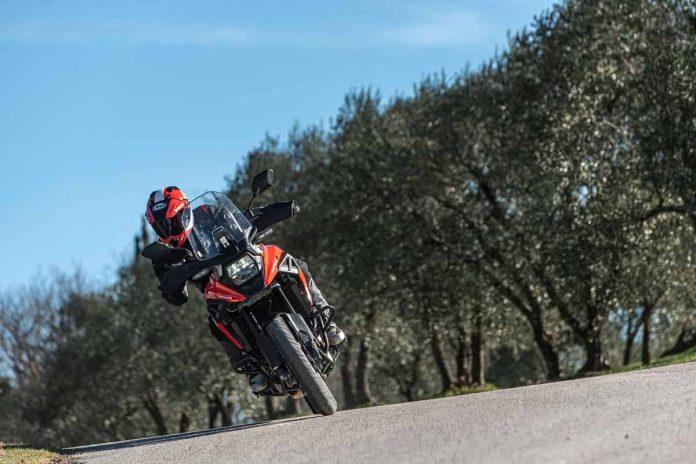 Suzuki V-Strom Tour 2020 in Calabria