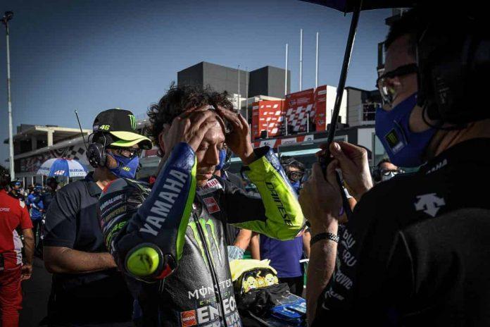 Test MotoGP 2020 Misano Rossi