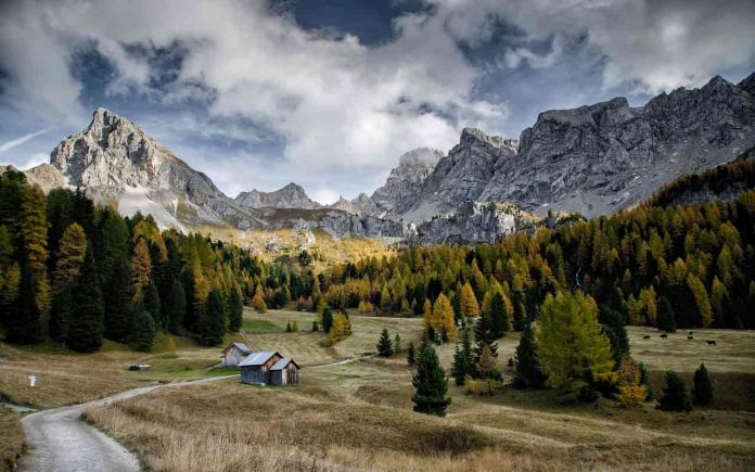 Tirolo e Dolomiti