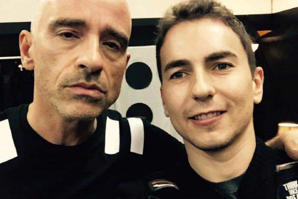 Buon Compleanno Eros Ramazzotti - Jorge Lorenzo