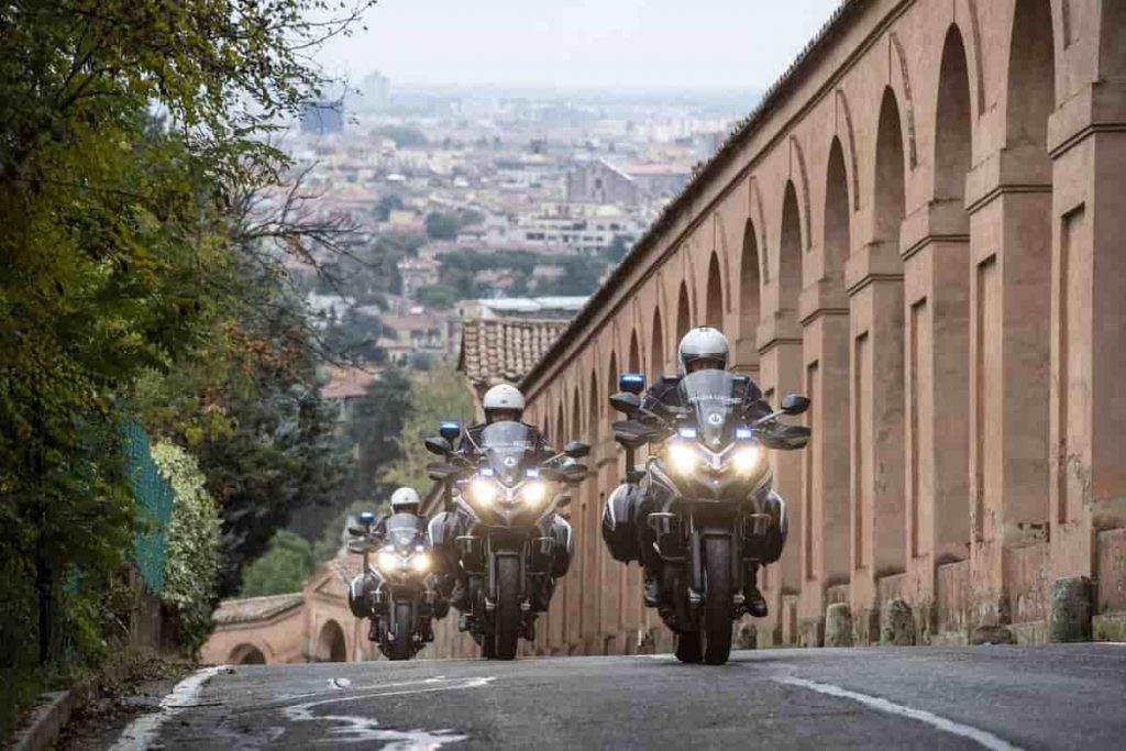 Ducati Multistrada per Polizia locale - 2
