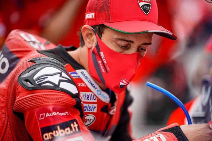 MotoGP Teruel 2020 Andrea Dovizioso