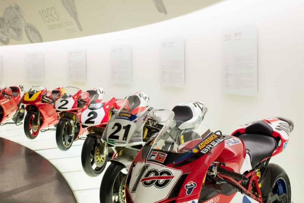 Museo Ducati Online Journey - Trophy