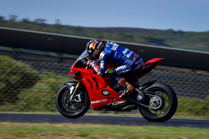 Test MotoGP 2020 Portimao Johann Zarco