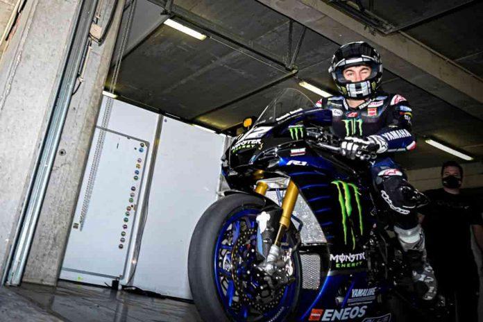 Test MotoGP 2020 Portimao Maverick Vinales