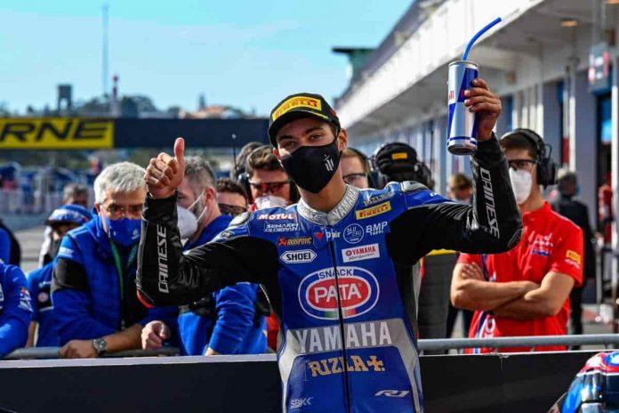 WorldSBK Estoril 2020 Superpole Race
