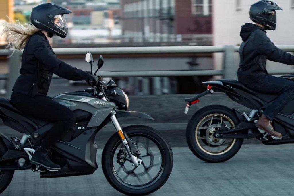Zero Motorcycles Gamma 2021 - Black Forest Edition