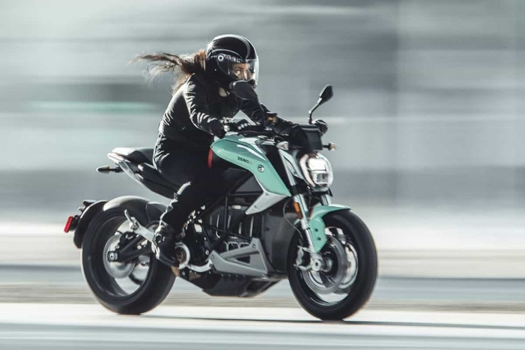 Zero Motorcycles Gamma 2021 - Stradale