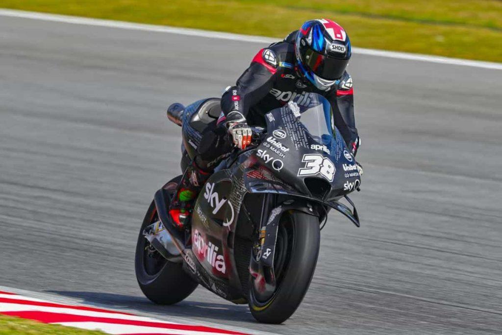 Aprilia MotoGP 2021 - Smith