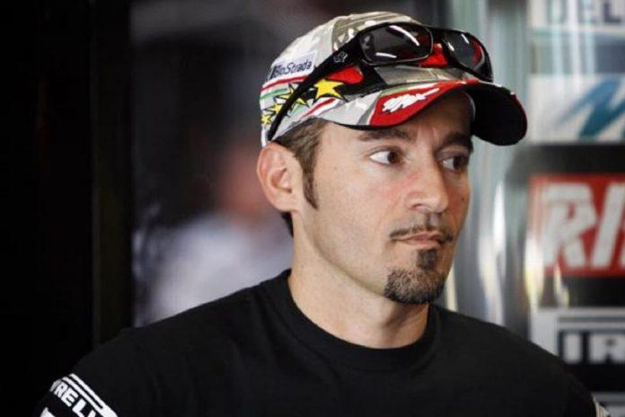 Max Biaggi e Ducati